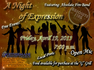Night of Expression 2013