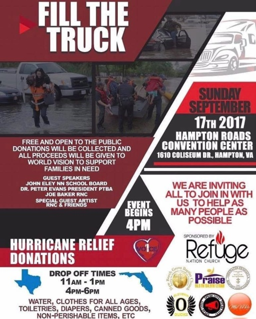 Fill the Truck -Refuge